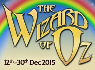 The Wizard of Oz: Christmas PantomimeTickets