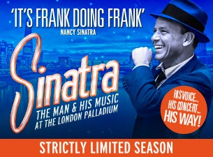 Sinatra: The Man and his Music Tickets