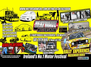 Heatwave Motorshow Tickets