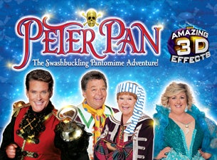 Peter Pan - Clyde Auditorium Tickets