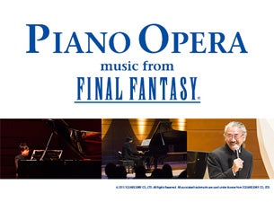 PIANO OPERA: music from FINAL FANTASY Tickets