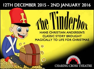 The Tinderbox Tickets