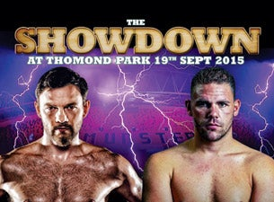 The Showdown At Thomond Park Tickets