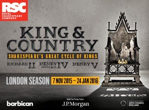 Henry IV Part 1Tickets