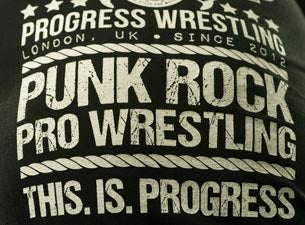 Progress Wrestling Tickets