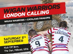 Wigan Warriors Tickets