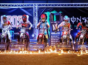 Monster Energy Arenacross Tour Tickets