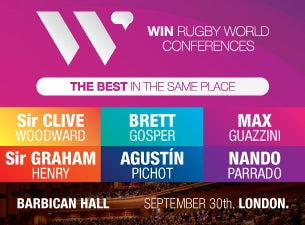 WIN Rugby World Conferences Tickets