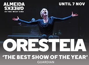 Oresteia Tickets