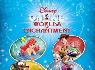 Disney On Ice Worlds of EnchantmentTickets