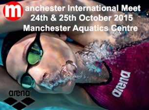 Manchester International Swim Meet Tickets