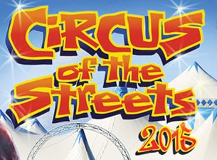 Circus of the Streets Tickets