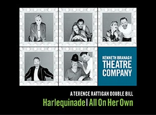 The Kenneth Branagh Theatre Company - Harlequinade Tickets