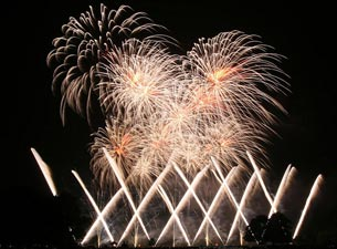 Battersea Park Fireworks Tickets