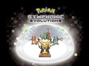 Pokémon: Symphonic EvolutionsTickets