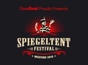 Wexford Spiegeltent FestivalTickets