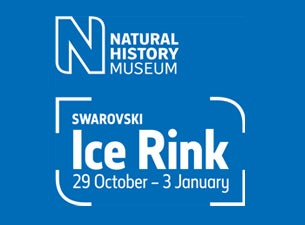 Natural History Museum Swarovski Ice Rink Tickets