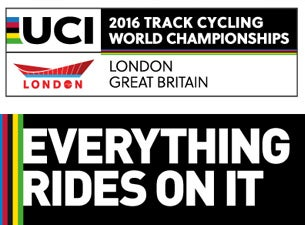 UCI Track Cycling World ChampionshipsTickets
