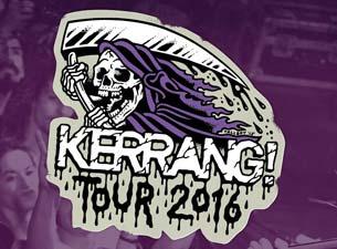 Kerrang! TourTickets