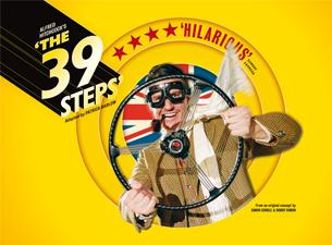The 39 StepsTickets