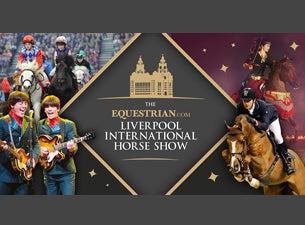 Liverpool International Horse ShowTickets