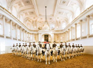 The Spanish Riding School of Vienna Tickets