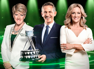 BBC Sports Personality of the Year Tickets