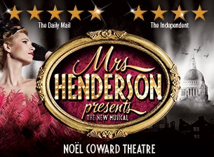 MRS Henderson Presents Tickets
