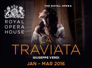 La TraviataTickets
