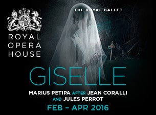 Giselle - Royal Opera House Tickets