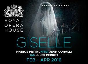 Giselle - Royal Opera HouseTickets