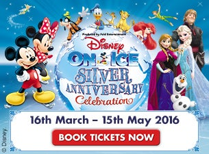 Disney On Ice - Silver Anniversary Celebration Tickets