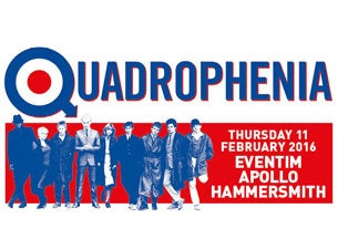 Quadrophenia Tickets