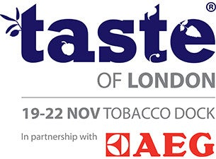 Taste of London Winter: The Festive Edition Tickets
