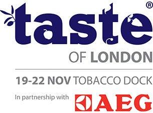 Taste of London Winter: The Festive EditionTickets