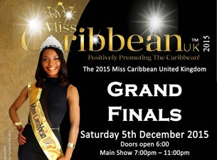 Miss Caribbean UkTickets