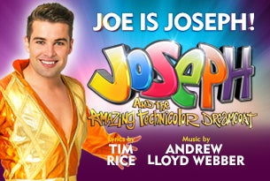 Joseph Touring Tickets