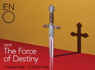 Force of Destiny - English National OperaTickets