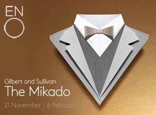 The Mikado - English National OperaTickets
