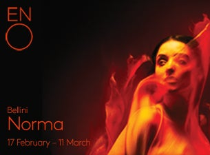 Norma - English National Opera Tickets
