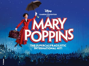 Mary Poppins Touring Tickets
