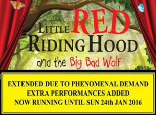Little Red Riding Hood Tickets