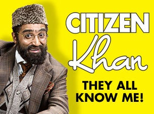 Citizen Khan Tickets
