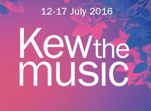 Kew the MusicTickets