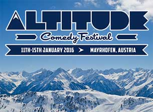 Altitude Comedy Festival Tickets
