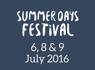 Summer Days Festival Tickets