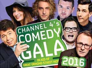 Channel 4 Comedy GalaTickets