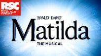 Matilda the MusicalTickets