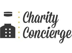 Charity Concierge TokensTickets