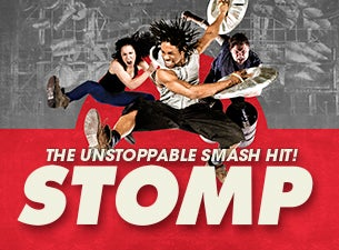 STOMP (NY) Tickets
